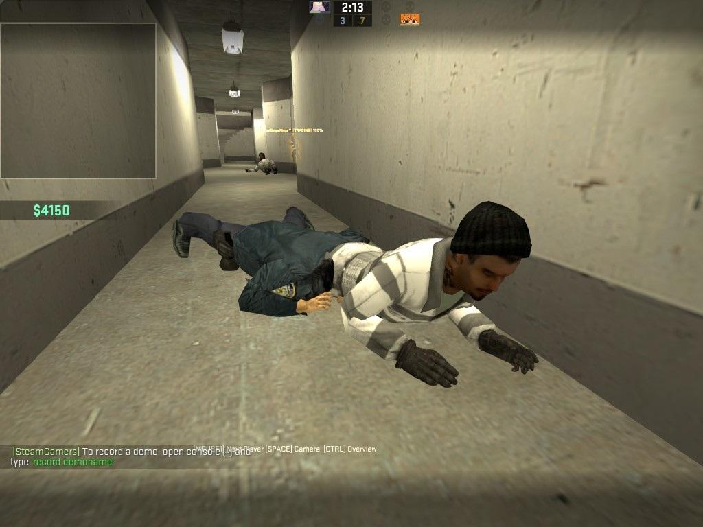 STEAM GAMERS.NET 24 7 Jail Break FastDL