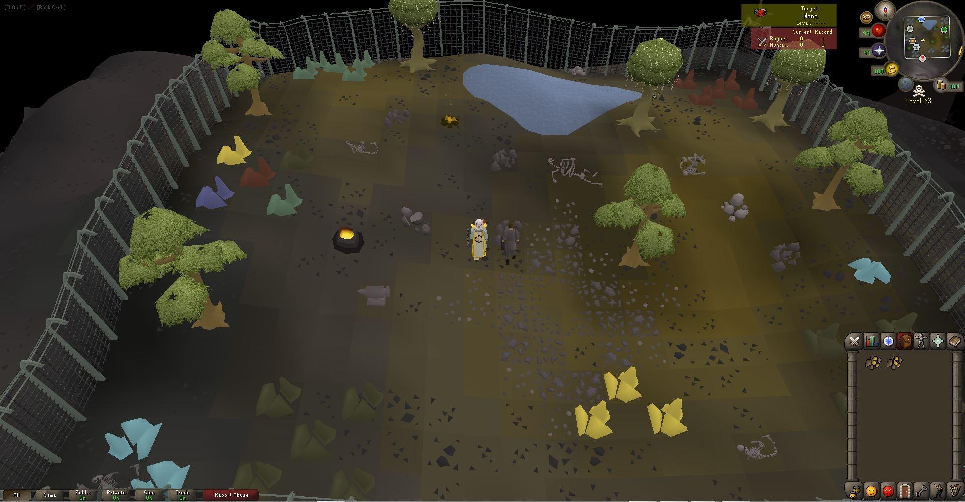 Os Demonic Gor Rsps Topg Today i proud to announce the development of my demonic gorillas bot. topg