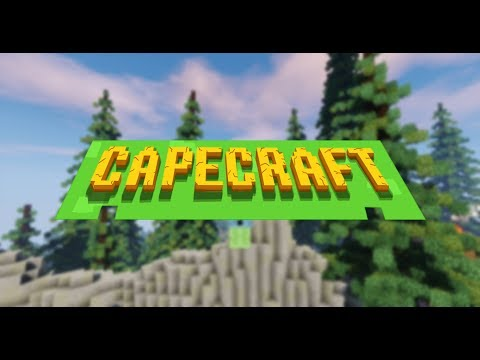 CapeCraft  Minecraft survival at its best