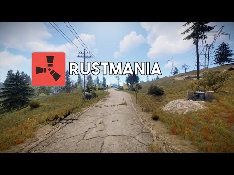 Rustmania  Vanilla  MAP WIPED 0104  ALL Groups