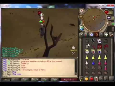 Zanaris  Boss Pets  Hunter Released