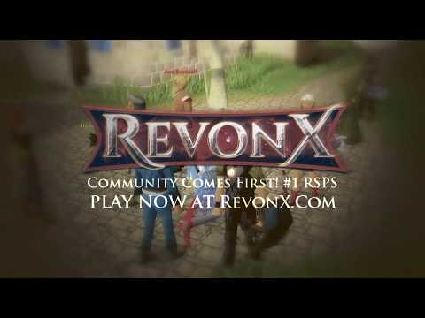 RevonX HD  Community Comes First