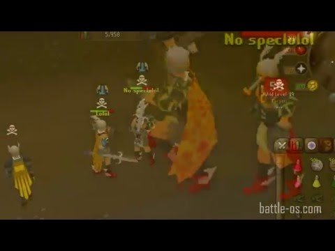 OSRS BattleOS  Perfect Combat  Spawn  Skill