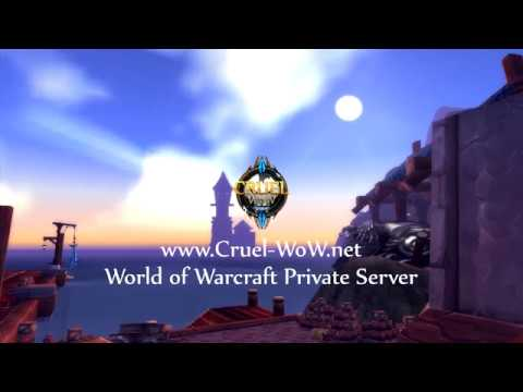 CruelWoW Instant 80 PvP PvE 3.3.5a