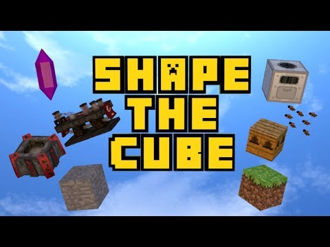 Shape The Cube