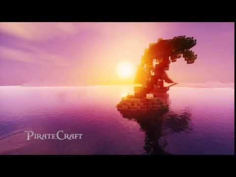 PirateCraft  Pirate Minecraft Server Moving Ships