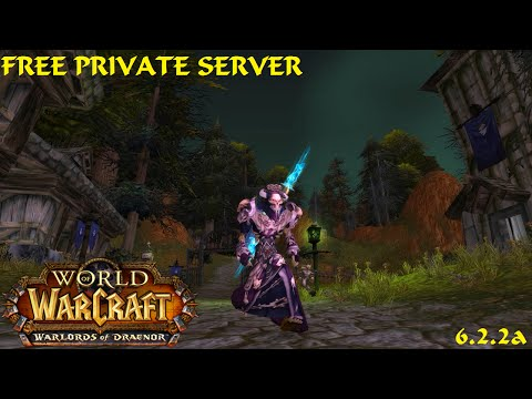 TronuxWoW 6.2.3  Warlords of Draenor
