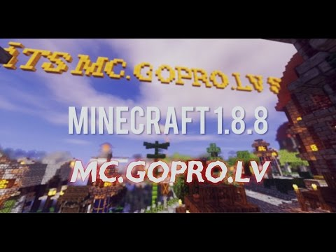 MC.GOPRO.LV MC SERVER